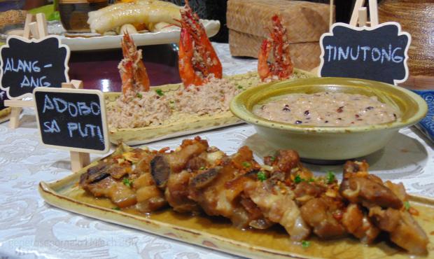 culinary tour, quezon