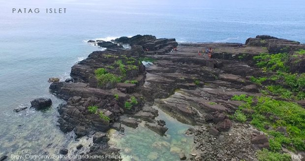 Carorian Patag Islet