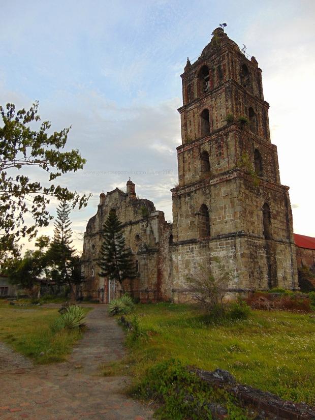 San Pablo ruins