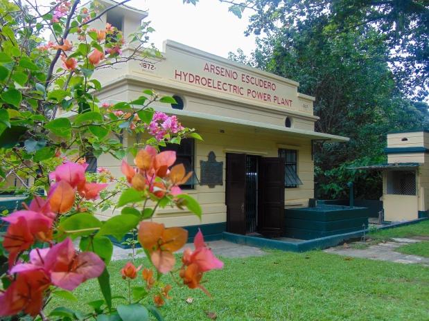 Villa Escudero Hydroelectric Powerplant