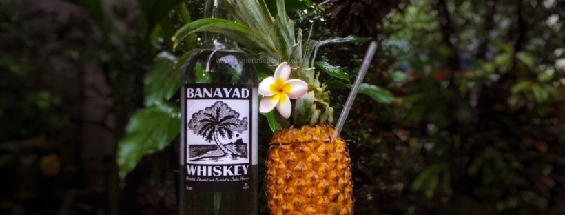 Banayad Whiskey, cocktail