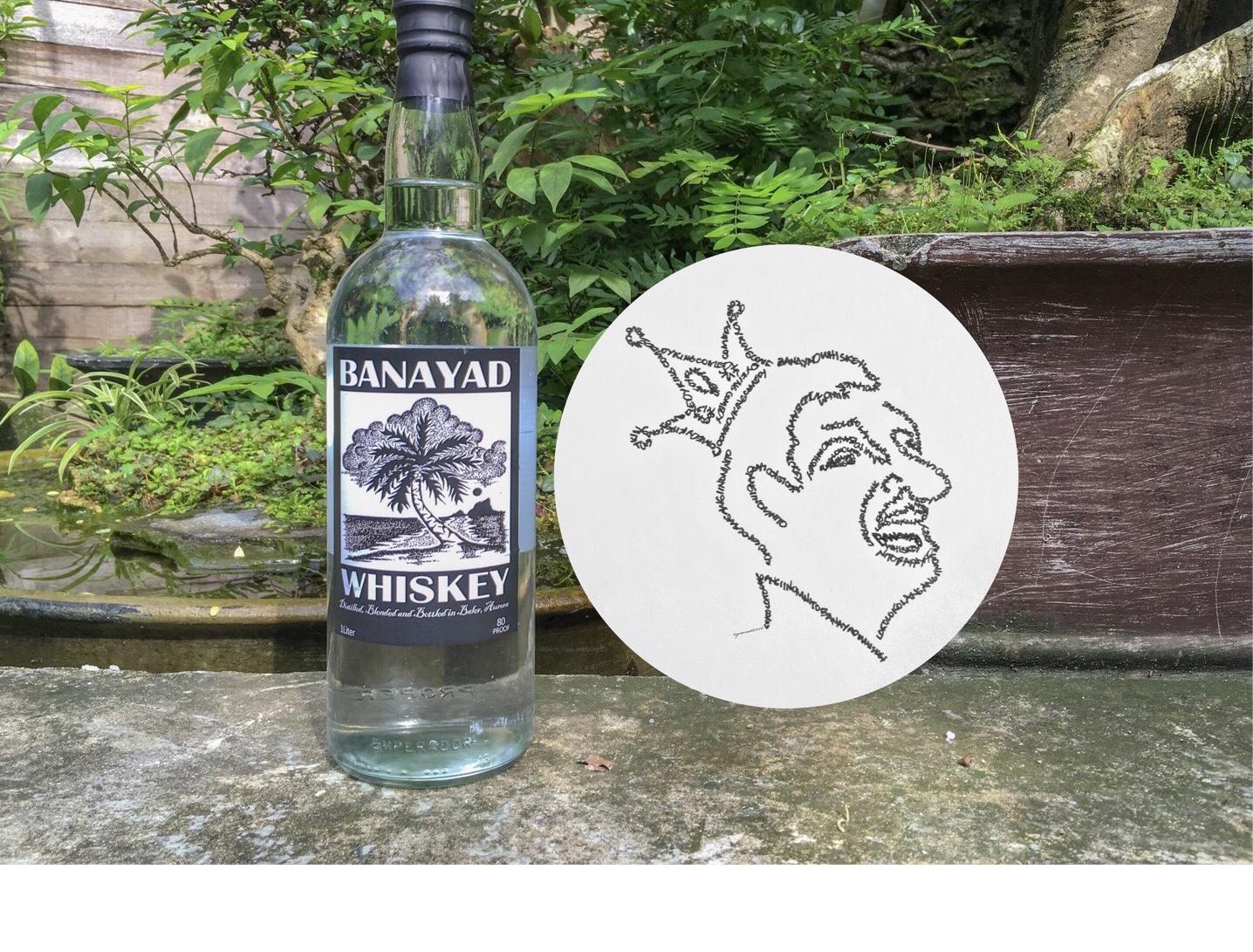 Banayad Whiskey, lambanog