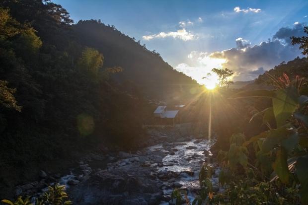 Saltan River, Balbalasang, Balbalan, Kalinga