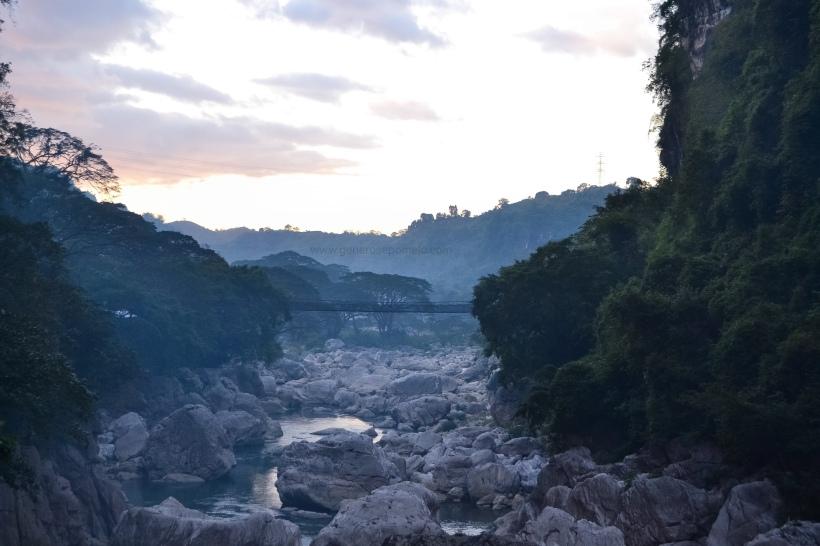 Wawa Dam, Rodriguez, Rizal, Bernardo Carpio