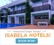 Isabela hotels, The Hotel Sophia, Cauayan, Sophia Hotel