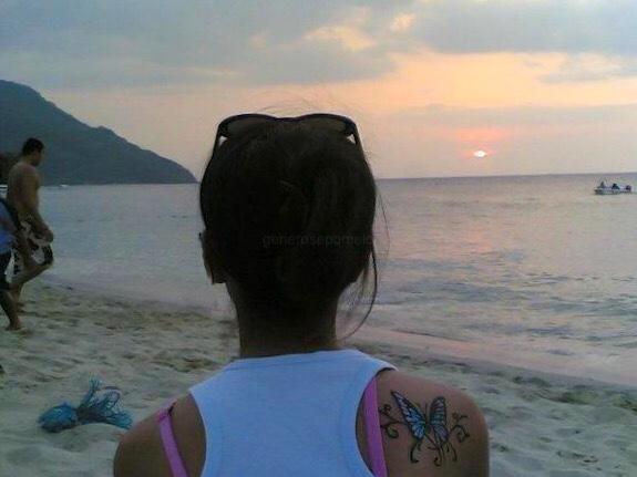 Sabang Beach, Puerto Galera, Oriental Mindoro