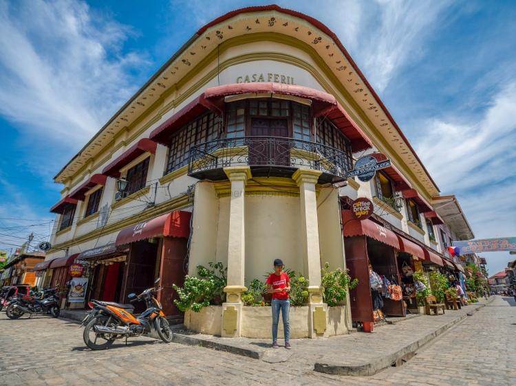 Casa Feril, Calle Crisologo, Vigan City, Ilocos Sur
