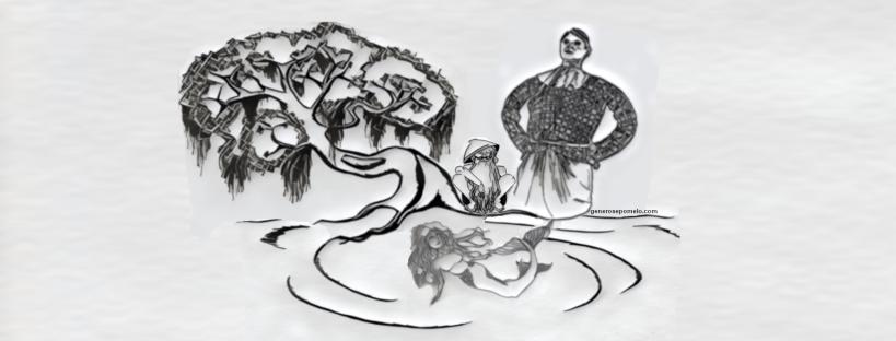 Ang Nuno, Higante sa Angono, Sirena sa Doongan ni Bero, Angono, Rizal