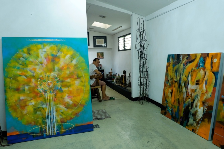 The Second Gallery Angono
