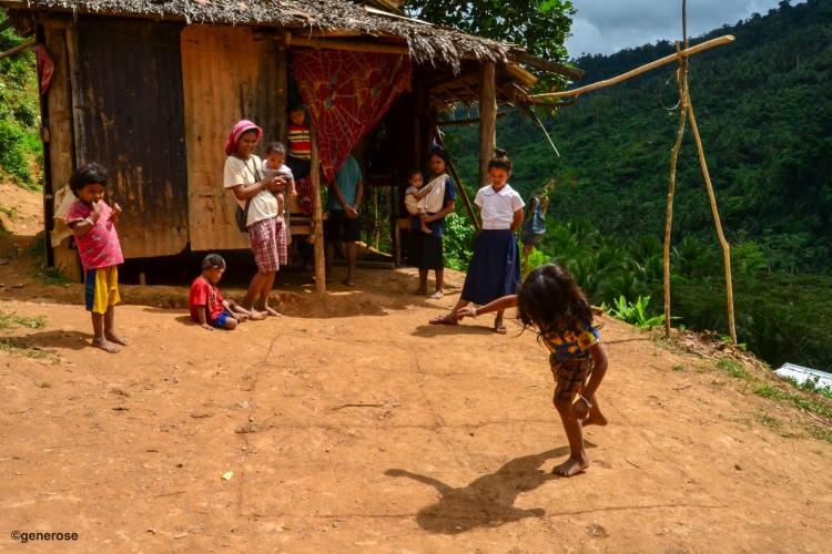 Iraya Mangyan, Sitio Ambang, Puerto Galera, Oriental Mindoro