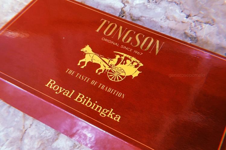 Tongson Royal Bibingka, Calle Crisologo, Vigan City, Ilocos Sur